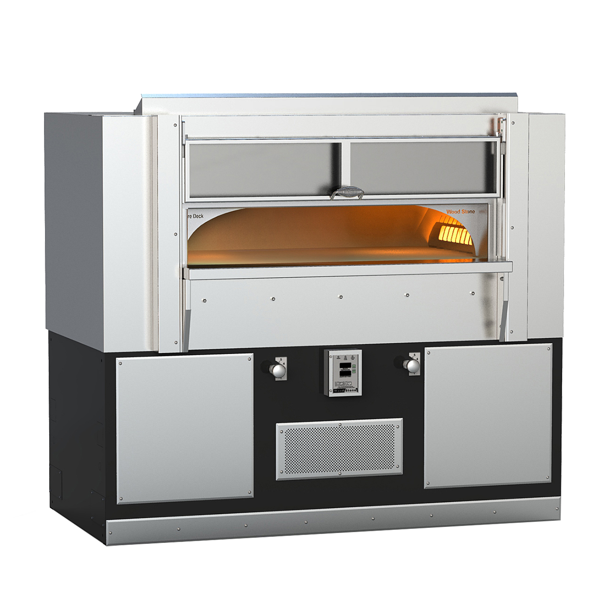 Fire Deck 8645 oven rendering